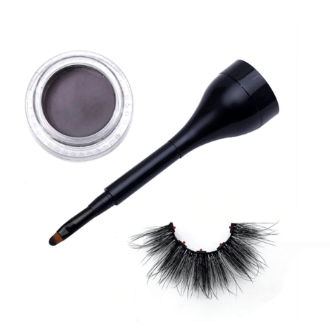 Magnetic Liner and Lashes Kit - Royal Purple