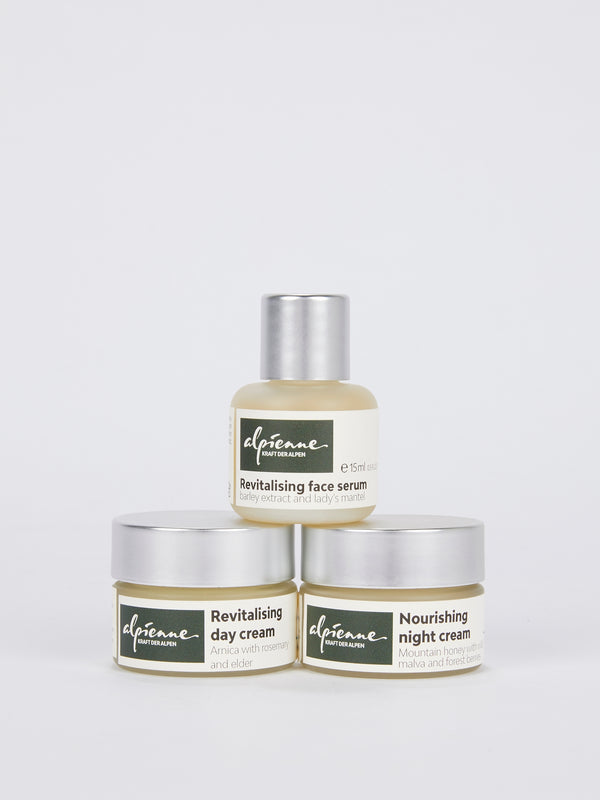 Alpienne Care Set for Moisturizing and Normal Skin