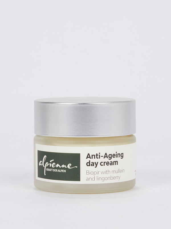 Anti-Ageing Day Cream: Biopir with Mullein and Lingonberry Mature Skin