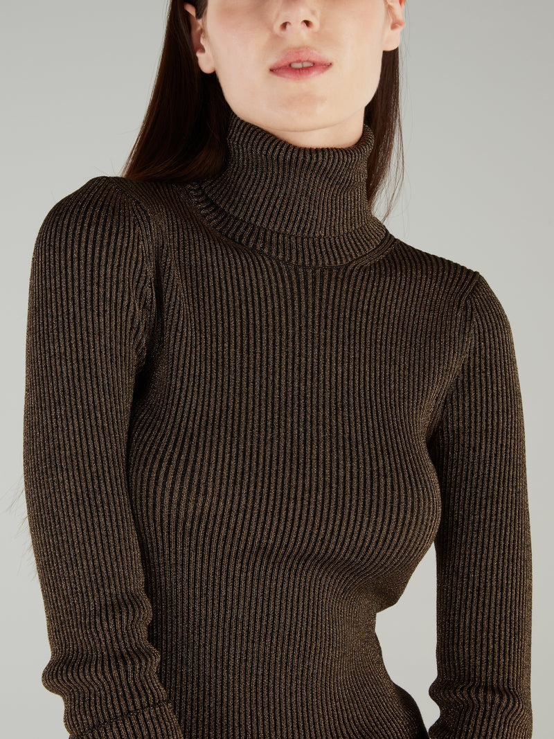 WOMAN KNITTED SWEATER