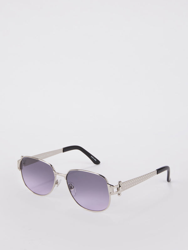 VF 120 Plum Gradient Sunglasses
