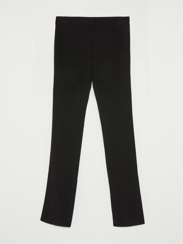 Black Waistband Trousers