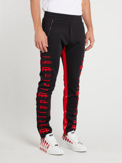 Logo Embroidered Jogging Trousers