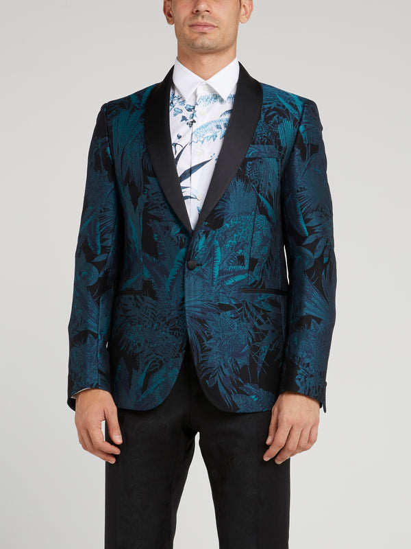 Blue Jungle Pint Blazer