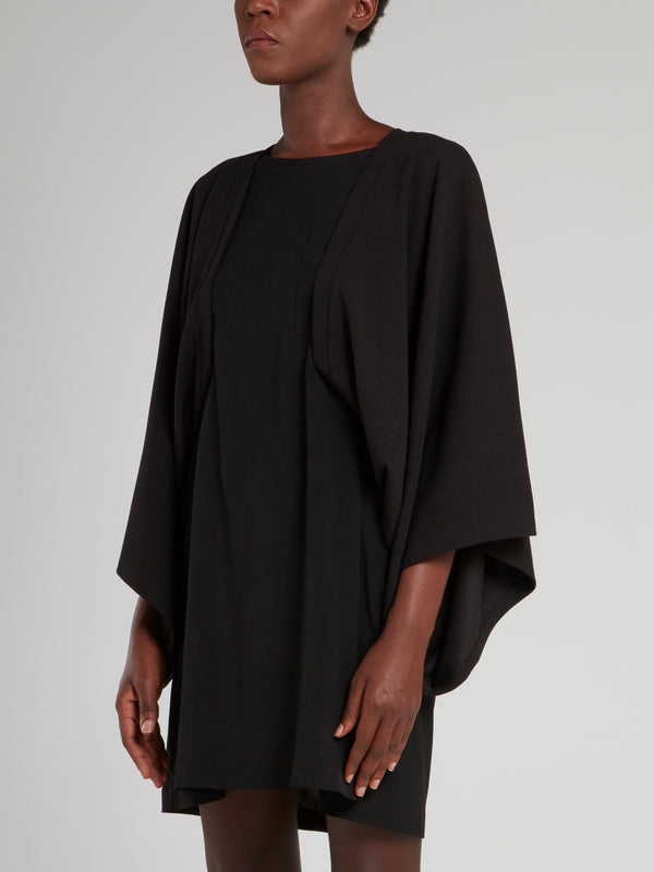 Black Cape Top