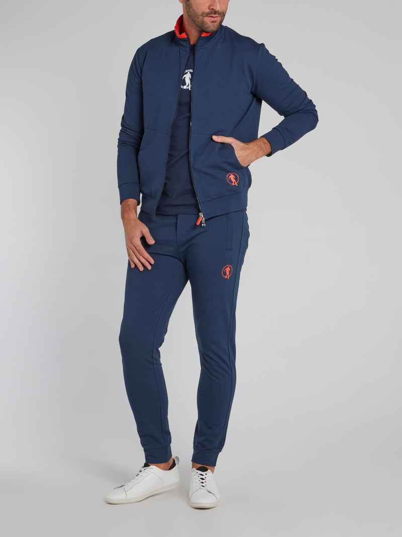 Navy Sport Icon Active Suit