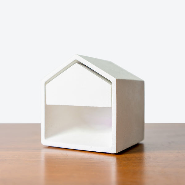 Concrete Light House - Night Light - Eco-Friendly - JOMO Studio
