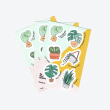 Load image into Gallery viewer, Vinyl Sticker Sheet - Home by Faith - House Plants Delivery Toronto - JOMO Studio