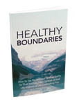 Healthy Boundaries Workbook