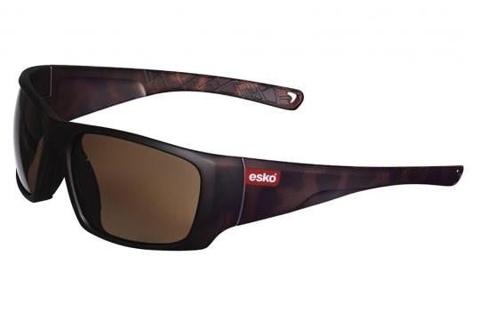 SAHARA SAFETY GLASSES, POLARISED, BRONZE LENS