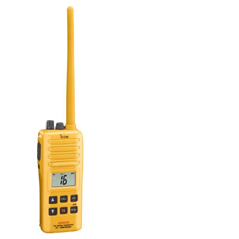ICOM VHF - Survival Craft 2-way  - GM1600E