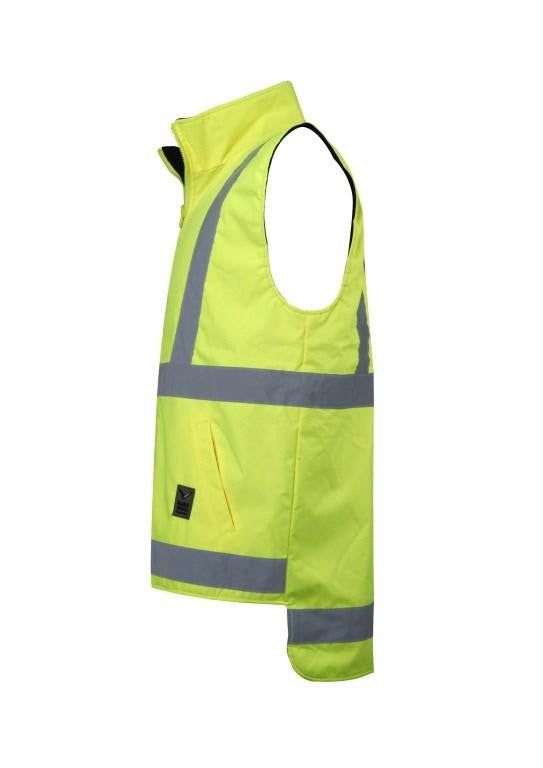 Utility Vest - High Vis - Rainbird