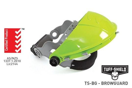 TUFF-SHIELD- Replacement Browguard for TS-BGVC