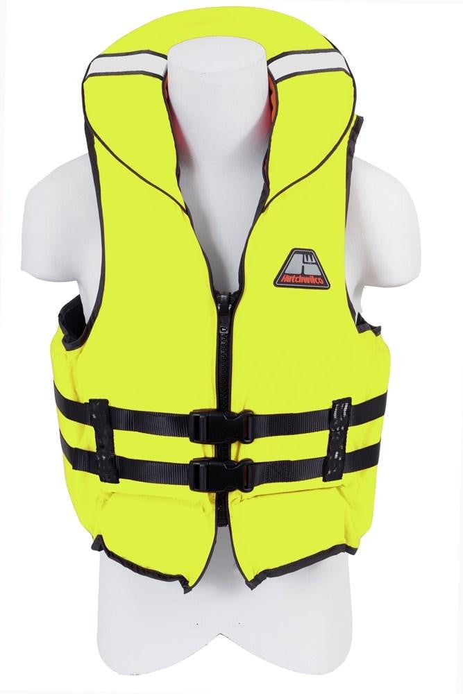 Life Jacket - Commander Hi-Viz Adult - Hutchwilco COPY
