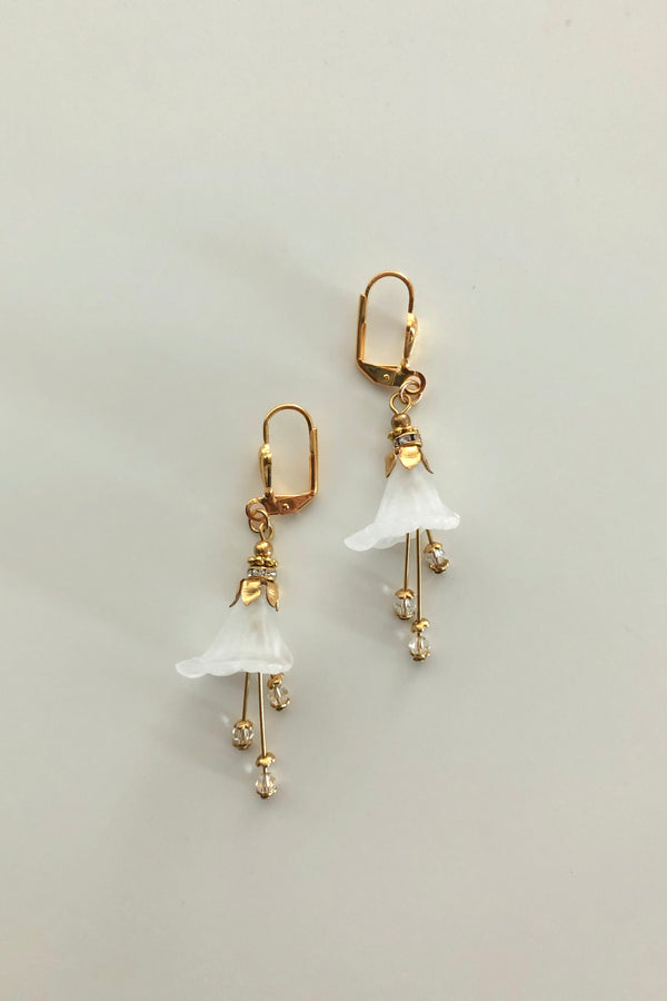 Lily of Valley Earrings