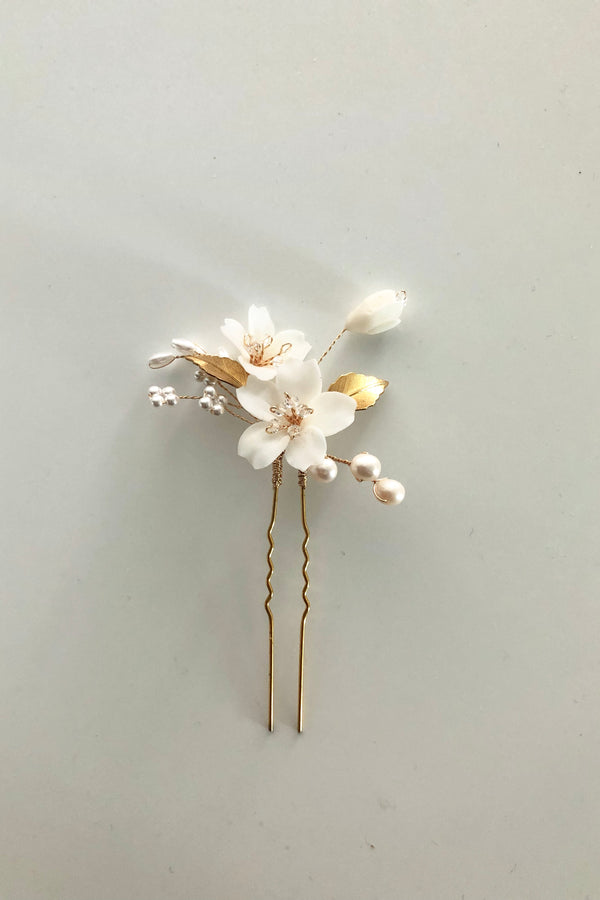 Sakura Trio Hair Pin Set