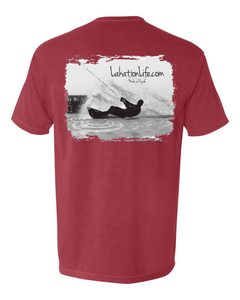 Summer Sale Wake Boarder Pocket T-Shirt