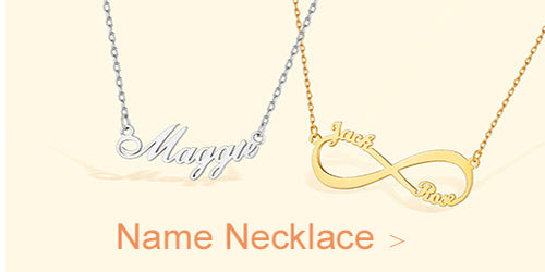 Custom4u Personalized Name Necklace