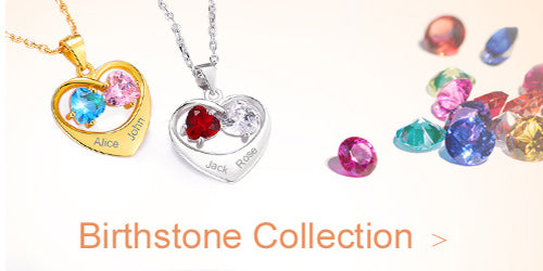 Custom4u birthstone collection