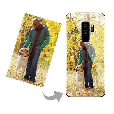 Personalized Picture Phone Case For Samsung S9 & Samsung S9 Plus
