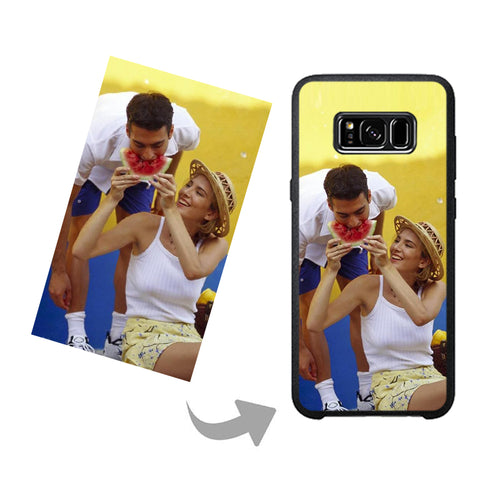 Personalized Picture Samsung Phone Case S8 & S8P & Note8 & Note9