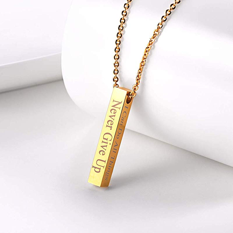 316l-stainless-steel-personalized-engraving-vertical-cuboid-bar-necklace