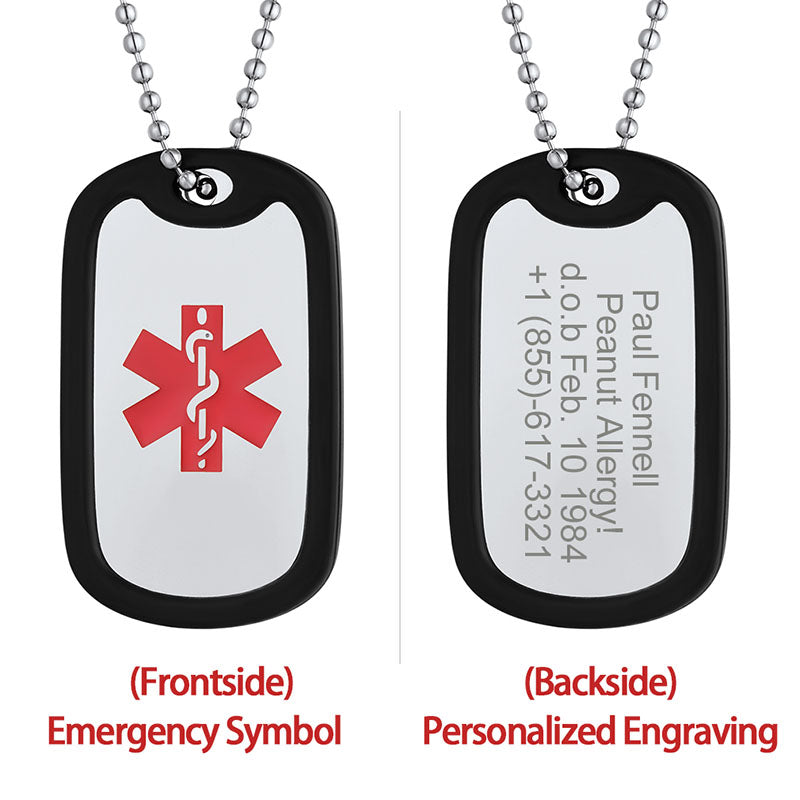 personalized-316l-stainless-steel-engraving-medical-alert-id-dog-tag