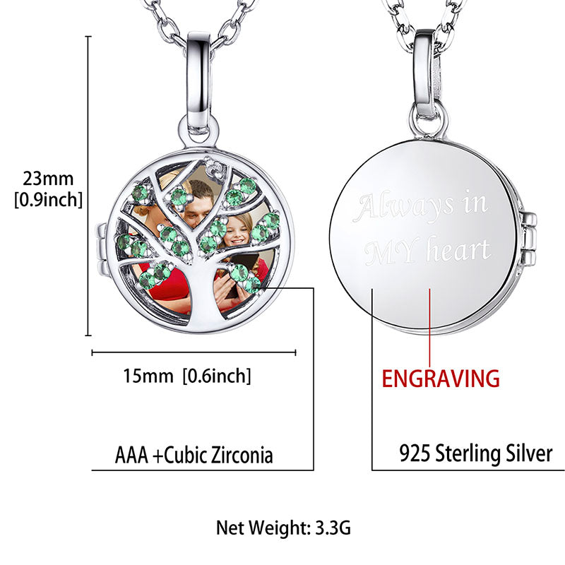 silver-family-tree-of-life-charm-custom-engraved-photo-locket-necklace
