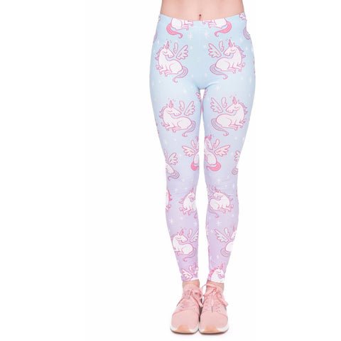 Unicorns Wings - Kukubird_uk Leggings, Tights