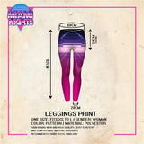 out of space - Kukubird_uk Leggings, Tights