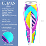 Fluorescent Sport - Kukubird_uk Leggings, Tights