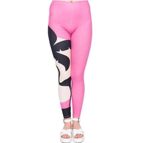 Pink Sunset - Kukubird_uk Leggings, Tights