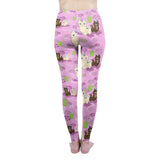 Llamacorn - Kukubird_uk Leggings, Tights