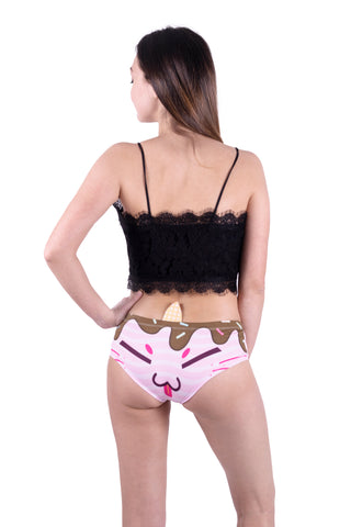 Ice Cream Caticorn Horn Pantie - Kukubird_uk