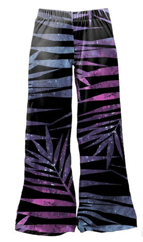 Neon Palms - Kukubird_uk Leggings, Tights