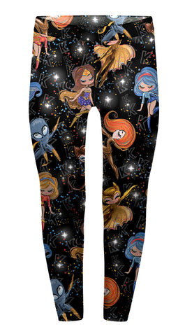 Kuku Hero Children Leggings