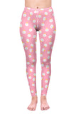 Regular Leggings (8-12 UK Size) - Princess Cloud - Kukubird_UK