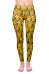Golden Lillies - Kukubird_uk Leggings, Tights
