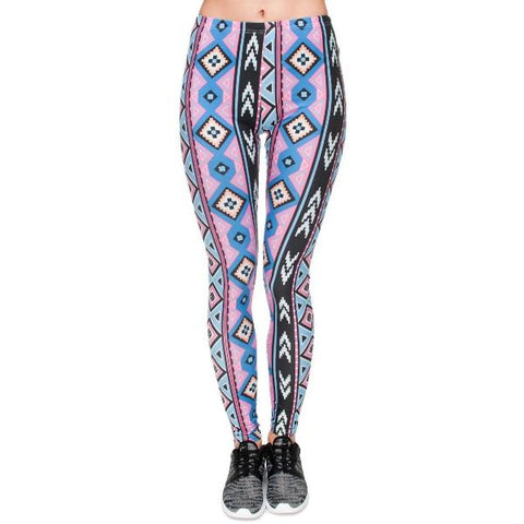Aztec Folet - Kukubird_uk Leggings, Tights