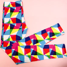 Regular Leggings (8-12 UK Size) - RGB