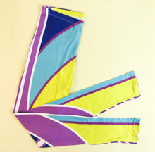 Regular Leggings (8-12 UK Size) - Fluorescent Sport
