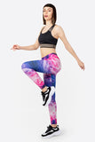 Poly Cosmos - Kukubird_uk Leggings, Tights