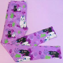 Regular Leggings (8-12 UK Size) - Llamacorn