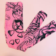 Regular Leggings (8-12 UK Size) - Cupid
