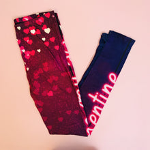 Regular Leggings (8-12 UK Size) - Be My Valentines