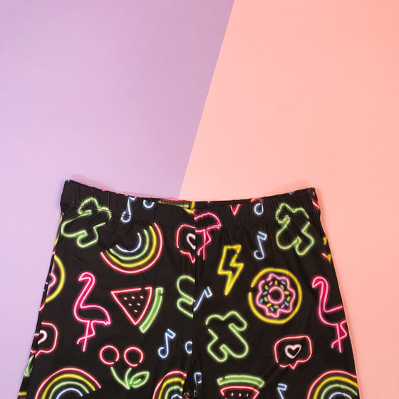 Loungewear Neon II - Kukubird_UK