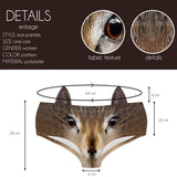 Deer Ear Pantie - Kukubird_uk Leggings, Tights