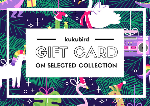 Kukubird Gift Card - Kukubird_uk Leggings, Tights