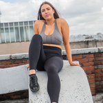 The Black Basic's High Waist Leggings - Kukubird_UK