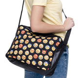 Emoji Cross Body Bag - Kukubird_UK